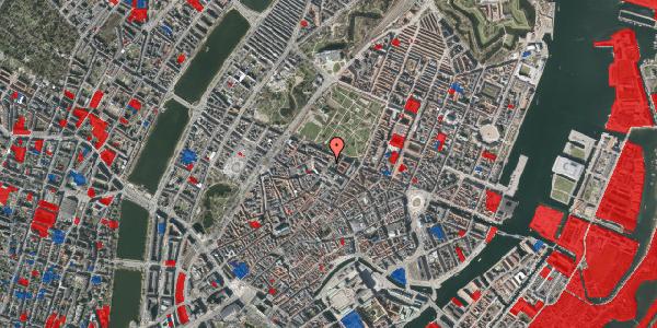 Jordforureningskort på Åbenrå 2, 1124 København K