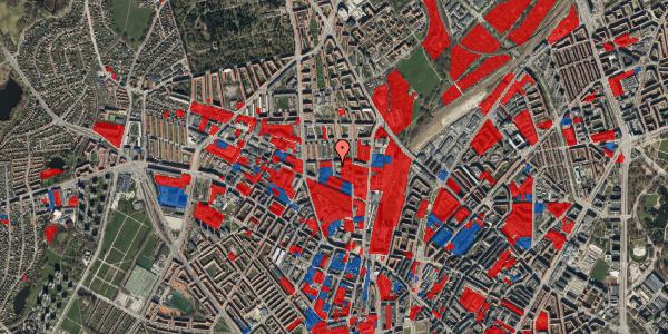 Jordforureningskort på Bygmestervej 1B, 3. tv, 2400 København NV