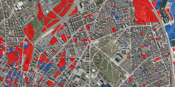 Jordforureningskort på Jagtvej 169A, 3. tv, 2100 København Ø