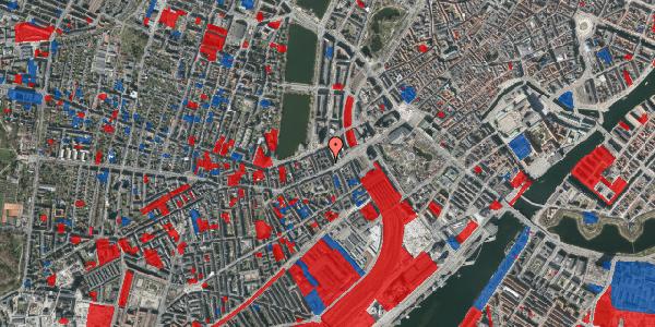 Jordforureningskort på Trommesalen 3A, 1614 København V