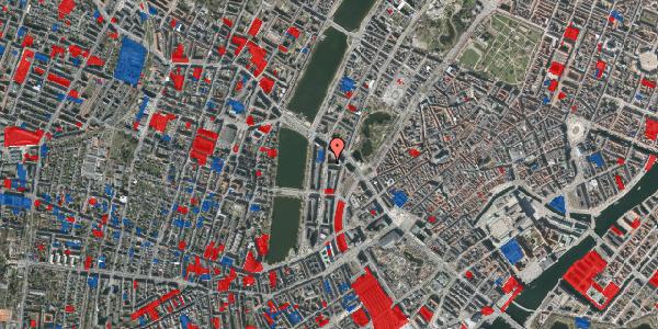 Jordforureningskort på Dahlerupsgade 6, 1603 København V