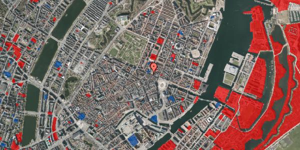 Jordforureningskort på Gothersgade 21A, 4. , 1123 København K
