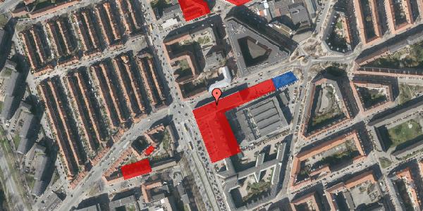 Jordforureningskort på Sejrøgade 4, 3. , 2100 København Ø