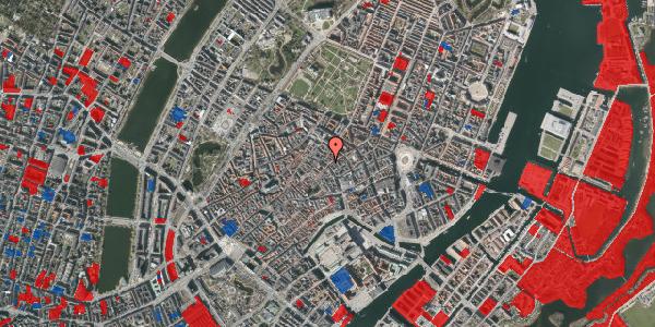 Jordforureningskort på Købmagergade 36, 1150 København K