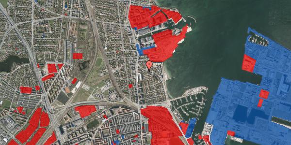 Jordforureningskort på Strandøre 8A, 2100 København Ø