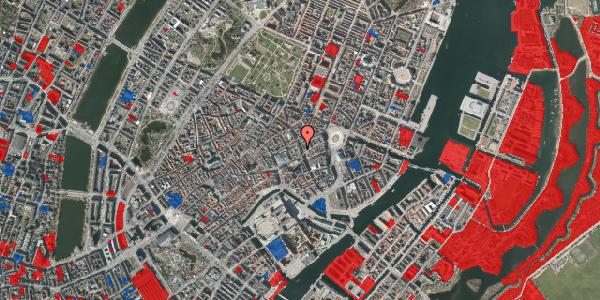 Jordforureningskort på Kristen Bernikows Gade 5, 1105 København K