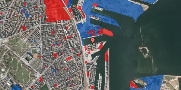 Jordforureningskort på Marmorvej 13B, 2. th, 2100 København Ø