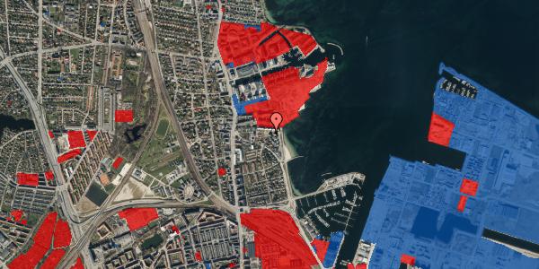 Jordforureningskort på Strandpromenaden 75, 2100 København Ø