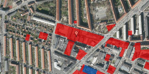Jordforureningskort på Dortheavej 36D, 2400 København NV