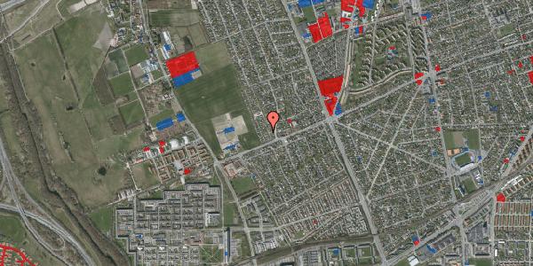 Jordforureningskort på Hf. Dahlia 9, 2650 Hvidovre