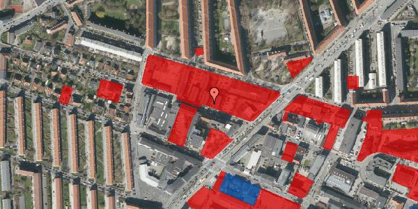 Jordforureningskort på Dortheavej 34, 1. 5, 2400 København NV