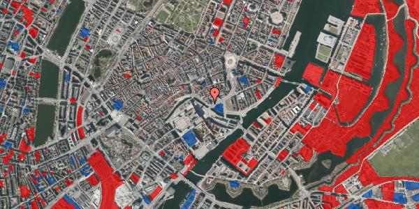 Jordforureningskort på Ved Stranden 2, 1061 København K