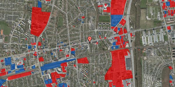 Jordforureningskort på Florasvej 2A, 2600 Glostrup