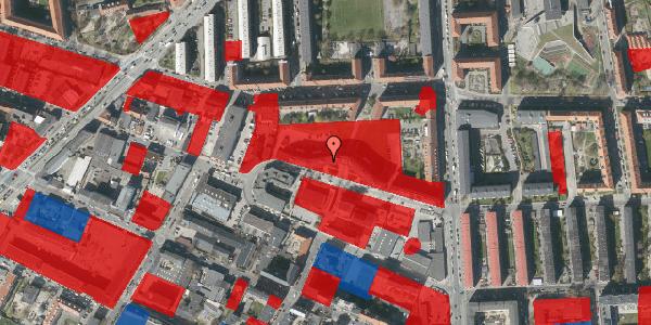 Jordforureningskort på Dortheavej 2E, 4. th, 2400 København NV