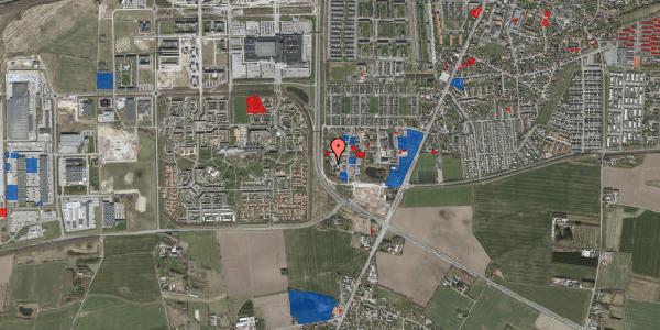 Jordforureningskort på Vandmestervej 32A, 2630 Taastrup