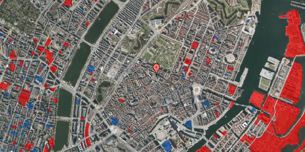 Jordforureningskort på Landemærket 27, 1119 København K