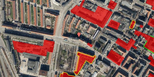 Jordforureningskort på Frederikssundsvej 84A, 1. 3, 2400 København NV
