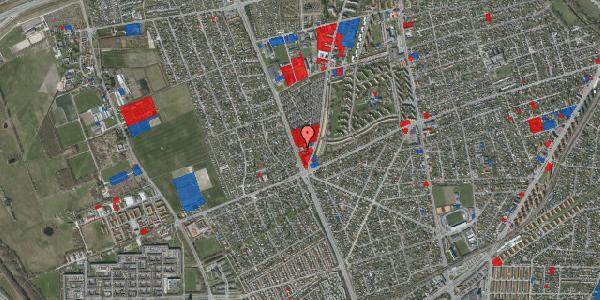 Jordforureningskort på Arnold Nielsens Boulevard 130, 1. , 2650 Hvidovre