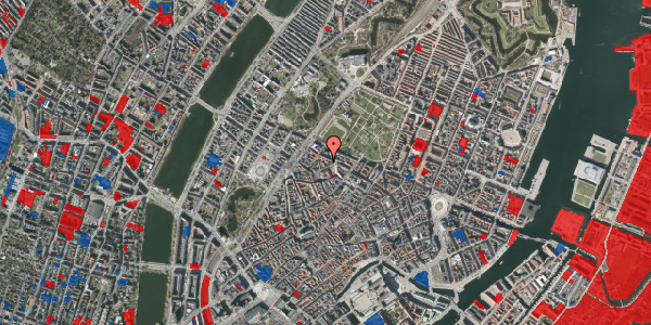 Jordforureningskort på Hauser Plads 30C, st. , 1127 København K
