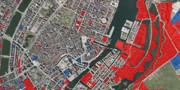 Jordforureningskort på Heibergsgade 11, 1056 København K