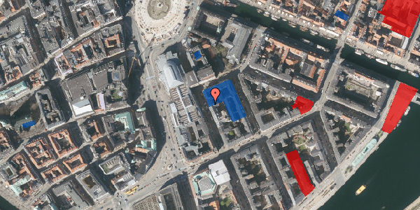 Jordforureningskort på Tordenskjoldsgade 9, 3. tv, 1055 København K