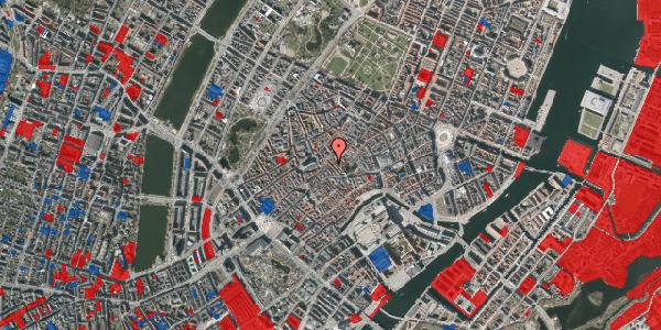 Jordforureningskort på Klosterstræde 23, 4. th, 1157 København K
