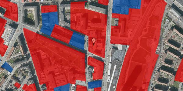 Jordforureningskort på Bygmestervej 59, 2400 København NV