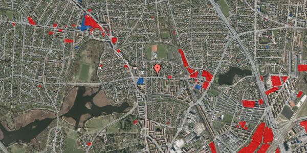 Jordforureningskort på Emdrupgårdsvej 2, st. , 2400 København NV