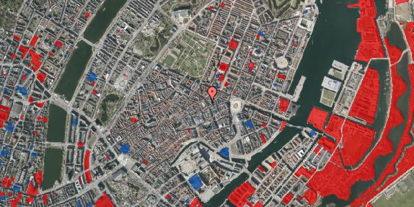 Jordforureningskort på Gammel Mønt 5, 3. , 1117 København K