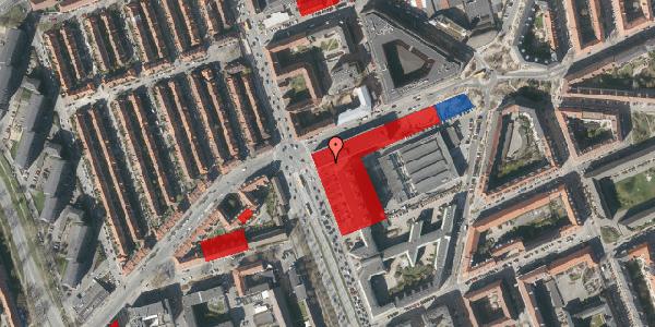 Jordforureningskort på Lyngbyvej 34, 3. , 2100 København Ø