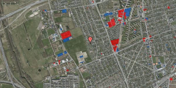 Jordforureningskort på Hf. Dahlia 57, 2650 Hvidovre