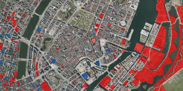Jordforureningskort på Kristen Bernikows Gade 7, 1105 København K