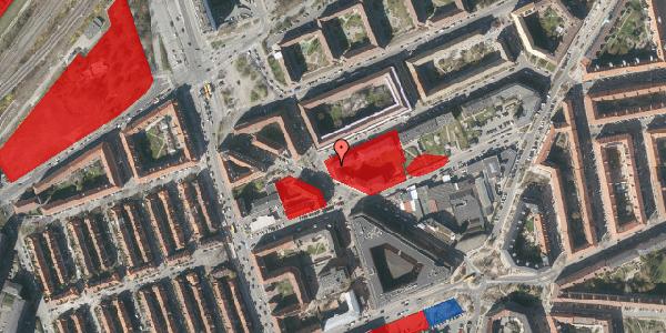 Jordforureningskort på Æbeløgade 20, 4. , 2100 København Ø