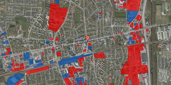 Jordforureningskort på Glostrup Shoppingcenter 100, 2600 Glostrup