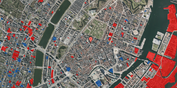 Jordforureningskort på Suhmsgade 3C, 1125 København K