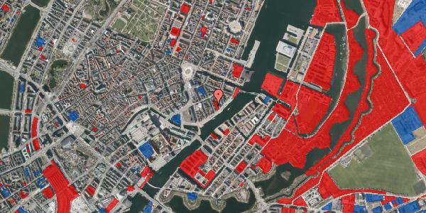 Jordforureningskort på Peder Skrams Gade 19, 4. , 1054 København K