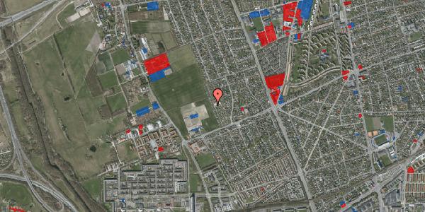 Jordforureningskort på Hf. Dahlia 82, 2650 Hvidovre