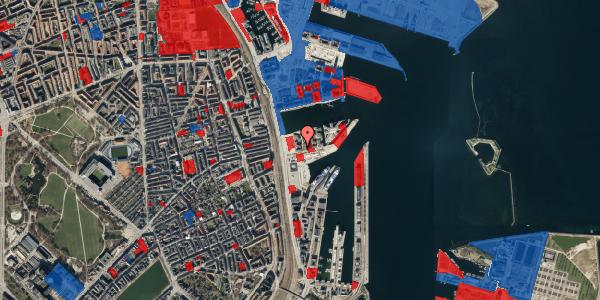 Jordforureningskort på Marmorvej 7E, 1. th, 2100 København Ø