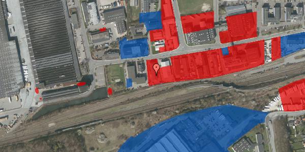 Jordforureningskort på Sydvestvej 125C, . 1, 2600 Glostrup