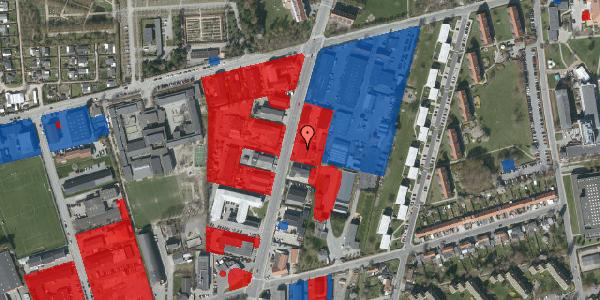 Jordforureningskort på Arnold Nielsens Boulevard 69, 1. , 2650 Hvidovre