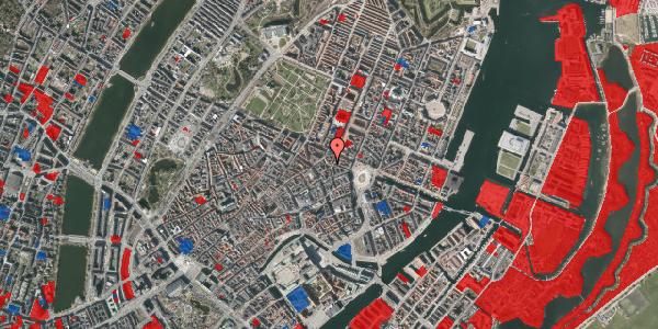 Jordforureningskort på Ny Østergade 14, 3. , 1101 København K