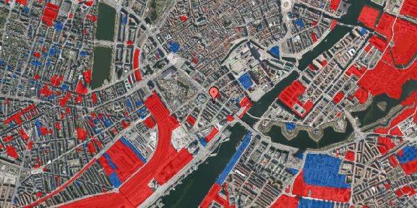 Jordforureningskort på Puggaardsgade 1, 1573 København V
