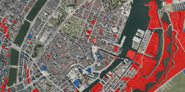 Jordforureningskort på Kongens Nytorv 16F, 1050 København K