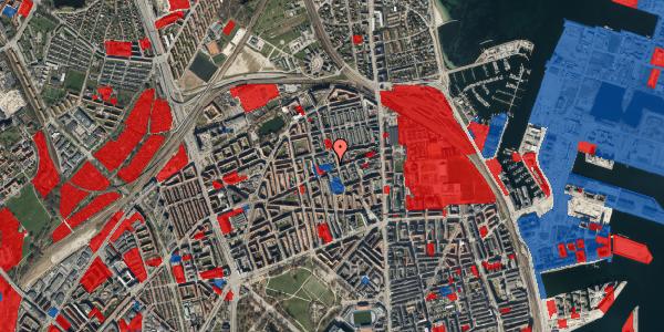 Jordforureningskort på Nygårdsvej 30B, 2. , 2100 København Ø