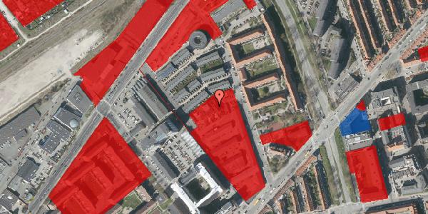 Jordforureningskort på Ragnhildgade 31, 2100 København Ø
