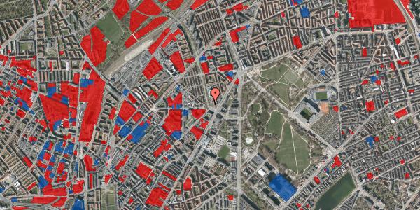 Jordforureningskort på Lersø Parkallé 2B, 2100 København Ø