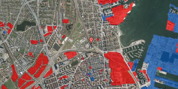 Jordforureningskort på Svanemøllens Kaserne 116, 2100 København Ø
