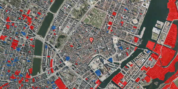 Jordforureningskort på Niels Hemmingsens Gade 15, 1153 København K
