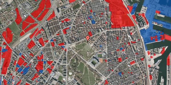 Jordforureningskort på Serridslevvej 45, 2100 København Ø