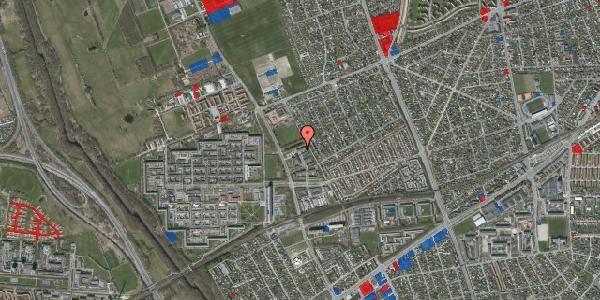 Jordforureningskort på Mellemvangsvej 116, 1. th, 2650 Hvidovre
